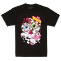 MISHKA x GRAPE BRAIN TEE (BLACK/79810)
