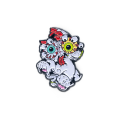 ONIGIRI KEEP WATCH PIN (79984)