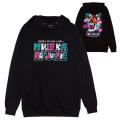 【MISHKA x ART JUNKIE】 BUTIGER HOODIE (BLACK/88802)