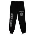 3M K.W SWEAT PANT (BLACK/89064)