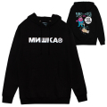 MISHKA x JOHNNY RYAN: WILLY WASHUMS HOODIE (BLACK/89614)
