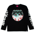 ADDER WATCH L/S TEE (BLACK/91546BLK)