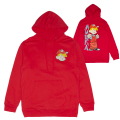 MISHKA x DENNIS THE MENACE: TROUBLEMAKER HOODIE (RED/98221)