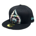 LAMOUR OVERSIZED CYCO SIMON NEWERA 5950 FITTED CAP (BLACK/EX120618)