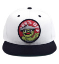SESAME STREET:OSCAR THE GROUCH SNAPBACK (White/EX151705R)
