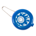 K.W. RUBBER COIN CASE (BLUE/EX17002EBLU)