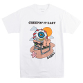 CREEPIN' IT EASY TEE (WHITE/EX181340WHT)