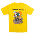 CREEPIN' IT EASY TEE (YELLOW/EX181340YLW)