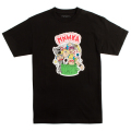 GARBAGE PAIL ADDERS TEE (BLACK/EX181356BLK)
