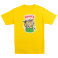 GARBAGE PAIL ADDERS TEE (YELLOW/EX181356YLW)