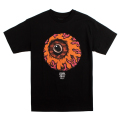 MARK DEAN VECA KEEP WATCH TEE (BLACK/EX181362BLK)