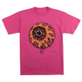 MARK DEAN VECA KEEP WATCH TEE (PINK/EX181362PNK)
