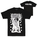 MISHKA x MIKE DIANA: BOILED NANCY TEE (BLACK/EX1906MD)
