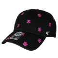 MISHKA x '47: ALLOVER BEAR MOP '47 CLEAN UP (BLACK/EXBM2BLK)