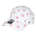 MISHKA x '47: CYRILLIC BARABARA '47 CLEAN UP (WHITE/EXBRWHT)