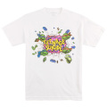 TEENAGE SUICIDE TEE (WHITE/EXSP1718WHT)