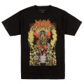 MIKE SURFIN: TZAR OF ROCK TEE (BLACK/EXSP1719BLK)