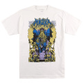 MIKE SURFIN: TZAR OF ROCK TEE (WHITE/EXSP1719WHT)