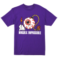 IMPOSSIBLE KEEP WATCH TEE (PURPLE/EXSP1723PUR)