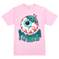 BRAINS KEEP WATCH TEE (PINK/EXSP1724PNK)
