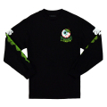 BRAINS KEEP WATCH L/S TEE (BLACK/EXSP1726BLK)