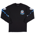 BRAINS KEEP WATCH L/S TEE (BLACK/EXSP1726BLK2)
