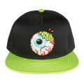 BRAINS KEEP WATCH SNAPBACK CAP (GREEN/EXSP1728GRN)