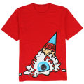 ICE CREAM KEEP WATCH TEE (RED/EXWD1000ARED)