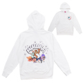 WITH BEAR HOODIE (WHITE/EXWD1003HWHT)