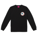 KEEP WATCH L/S T-SHIRT (BLACK/EXWD1006BLK)