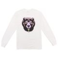 DEATH ADDER L/S TEE (WHITE/FL171102LSWHT)