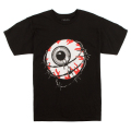 ENTANGLED KEEP WATCH TEE (BLACK/FL171104BLK)