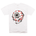 ENTANGLED KEEP WATCH TEE (WHITE/FL171104WHT)