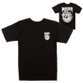 LAMOUR HAND OF HELL TEE (BLACK/FL171109BLK)