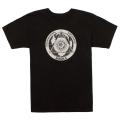 ESPIONAGE KEEP WATCH TEE (BLACK/FL171110BLK)