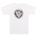ESPIONAGE KEEP WATCH TEE (WHITE/FL171110WHT)