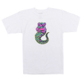 LAMOUR CARE ADDER TEE (WHITE/FL171118WHT)