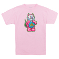 LAMOUR CARE KEEP WATCH  TEE (PINK/FL171119PNK)