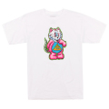 LAMOUR CARE KEEP WATCH  TEE (WHITE/FL171119WHT)