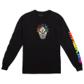 LAMOUR ON SIGHT L/S TEE (BLACK/FL171120LSBLK)