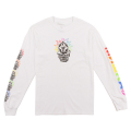 LAMOUR ON SIGHT L/S TEE (WHITE/FL171120LSWHT)