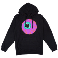 KEEP WATCH PULLOVER HOODIE (BLACK/FL171121POBLK)