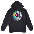 CYCO KEEP WATCH PULLOVER HOODIE (CHARCOAL/FL171128POCHR)