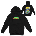 LAMOUR MISHKA THE MARTIAN PULLOVER HOODIE (BLACK/FW181302PO)