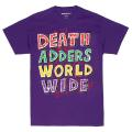 DA SCRIBBLES TEE (PURPLE/FW191004PPL)
