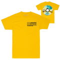 MIXTAPE TEE (YELLOW/FW191005YLW)