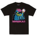 MISHKA 4 LIFE TEE (BLACK/FW191008BLK)