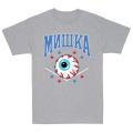 MISHKA ATHLETICS TEE (H.GREY/FW191010GRY)