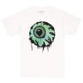 OVERSPRAY KEEP WATCH  TEE (WHITE/FW191011WHT)
