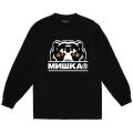DEATH ADDER LOCKUP LS TEE (BLACK/FW191012LSBLK-1)